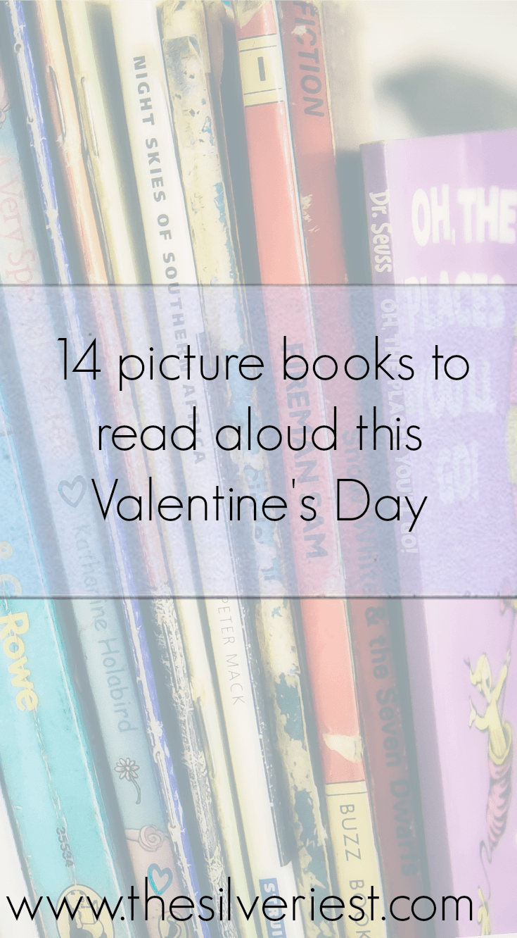 A list of 14 love, compassion, and Valentine's Day themed picture books. Girls, boys, and parents will all enjoy these selections! www.thesilveriest.com