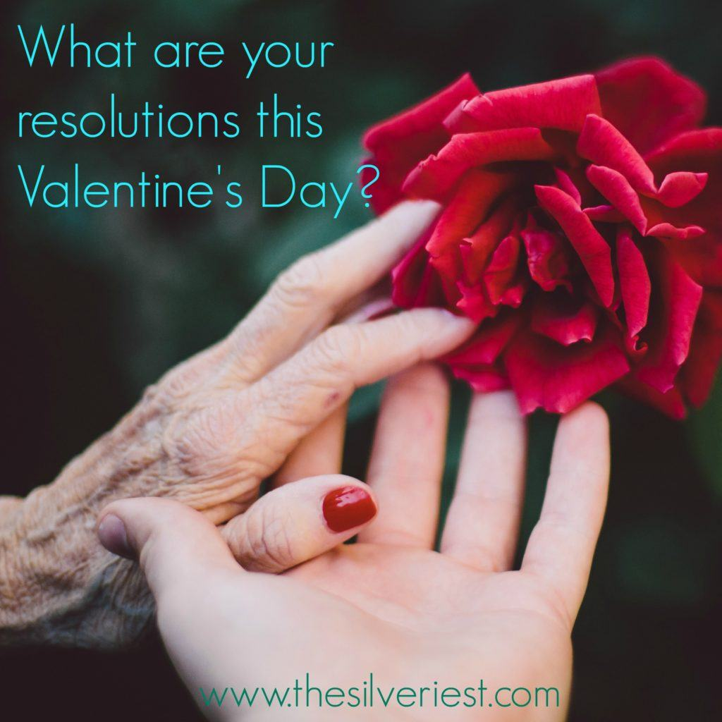 "Many of us made a New Year's resolution to ""love more"". Valentine's Day is the perfect time to revisit our priorities and recommit to making connections! www.thesilveriest.com"